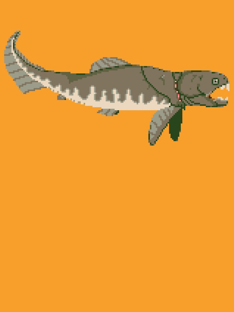 Dunkleosteus by Moppo