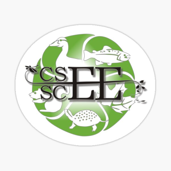 Canadian Society for Ecology and Evolution Sticker