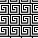 Geometric Meander by BigFatArts