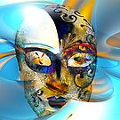 """""""mask series"""" Expressionless  by Martin Dingli"""