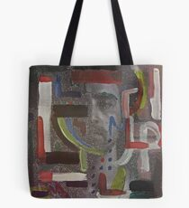 Dustin Ransom - Thread On Fire (Original Album Art) Tote Bag