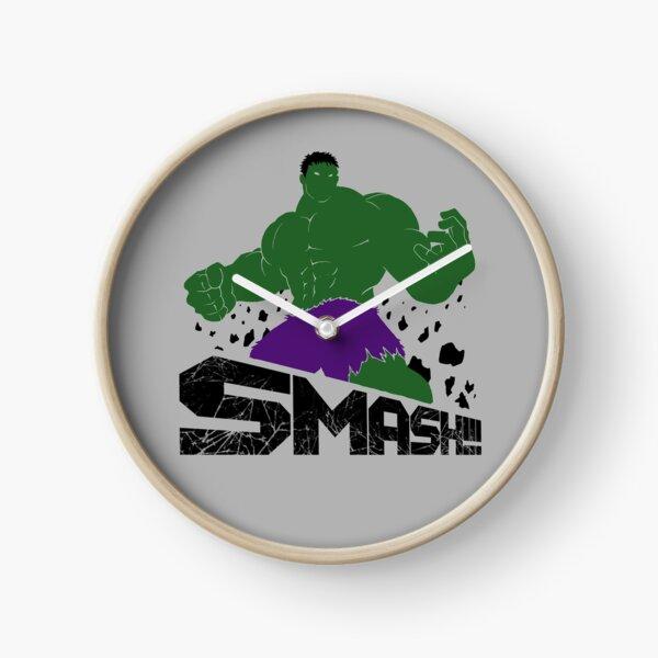 SMASH!!! Gamma Rage T-Shirt Clock