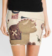 Dino-joust Mini Skirt