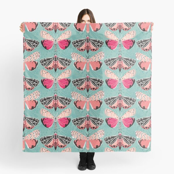 Lepidoptery No. 6 by Andrea Lauren  Scarf