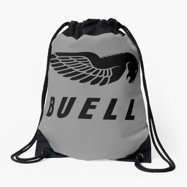 Buell Patch motorcycle Drawstring Bag