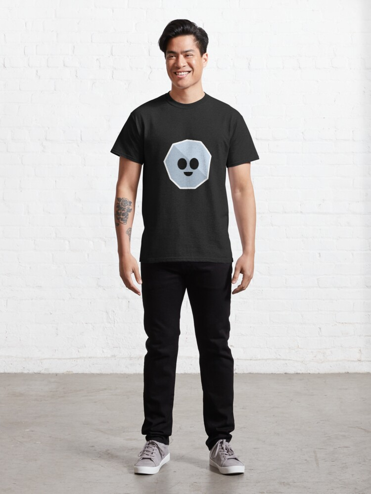 Alternate view of Happy Asteroid Classic T-Shirt