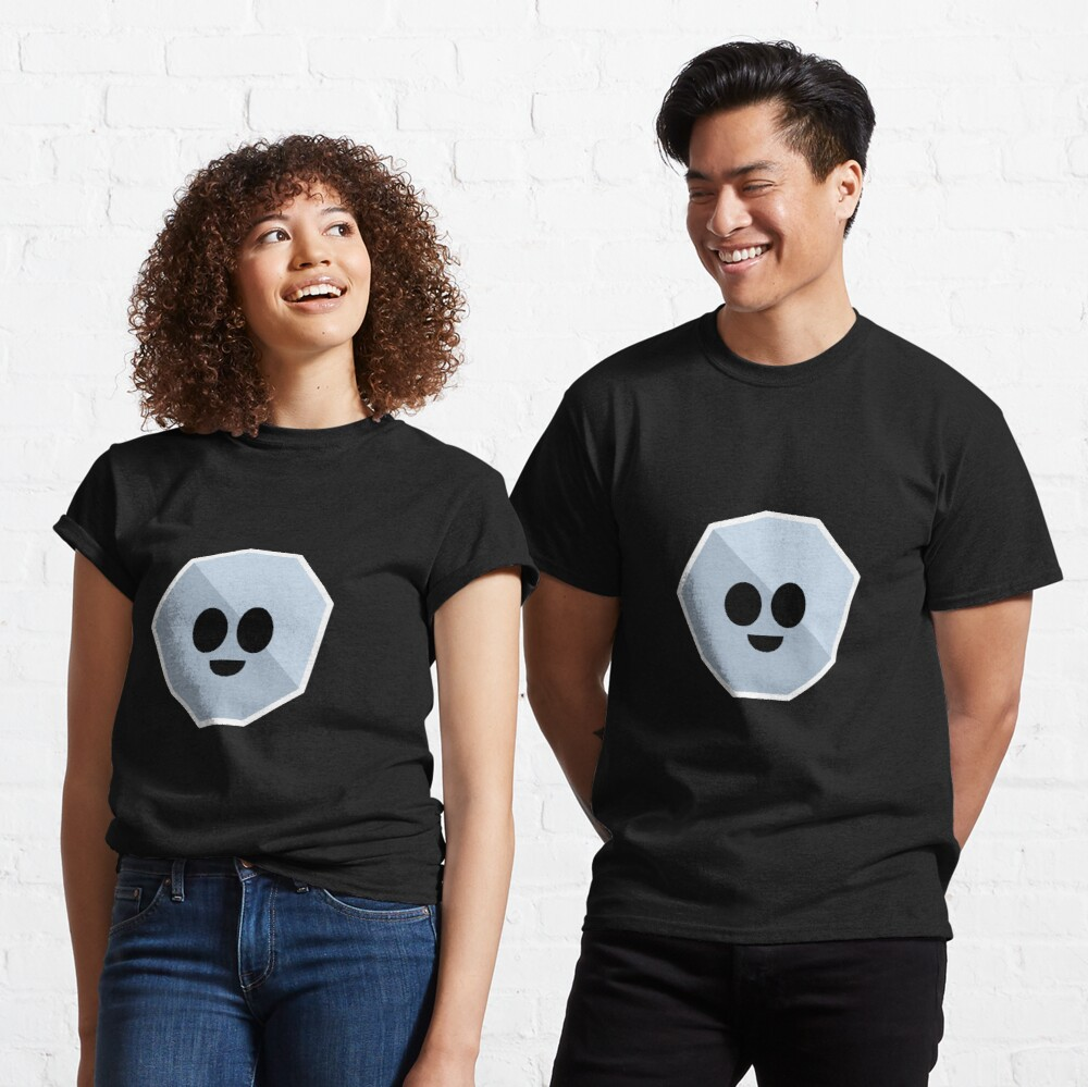 Happy Asteroid Classic T-Shirt