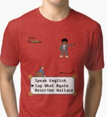 Pulp Fiction - Say What Again? Tri-blend T-Shirt