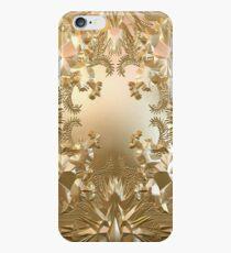 Vinilo o funda para iPhone Mira la caja del teléfono del trono