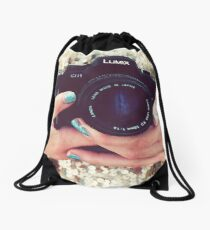 Lumix Drawstring Bag