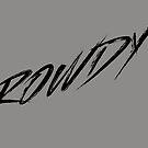 Rowdy (Schwarz) von Corpsecutter