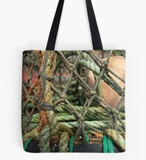Intricate Twists - Cadgwith Cove Cornwall UK Tote Bag