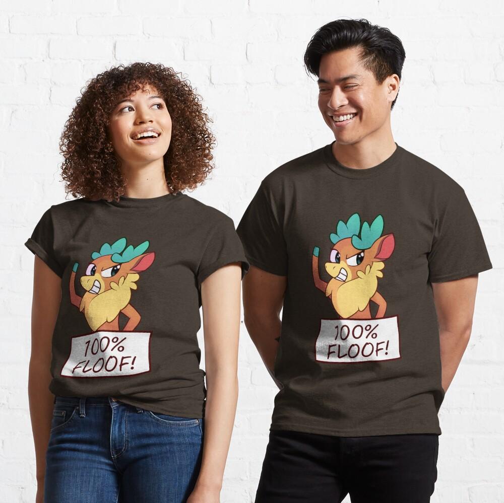 Velvet 100% Floof Classic T-Shirt