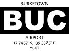 Burketown Airport BUC by AvGeekCentral