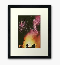 Illuminations Framed Print