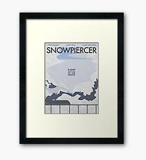 Snowpiercer  Framed Print
