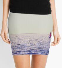 Sail Boat  Mini Skirt
