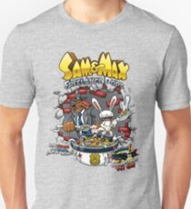 Sam & Max Freelance Pops Unisex T-Shirt