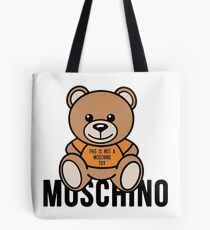 LUXURY BEAR Tote Bag