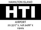 Hamilton Island Airport HTI by AvGeekCentral