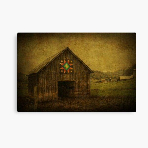 Star of Bethlehem Canvas Print