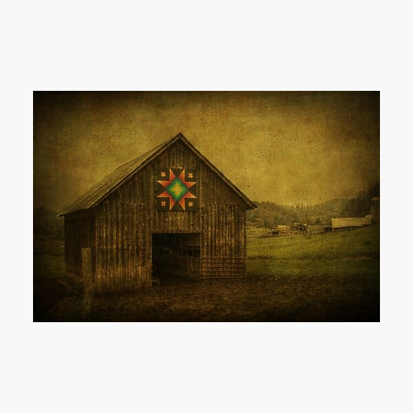 Star of Bethlehem Photographic Print
