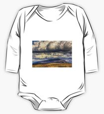 Clouds over Tinto One Piece - Long Sleeve