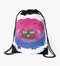 Bi-Pride Wooloo Drawstring Bag