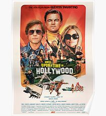 Es war einmal in Hollywood Poster Poster
