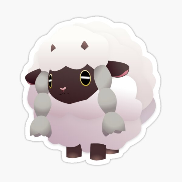 Wooloo Sticker