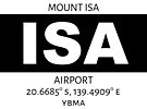 Mount Isa Airport ISA by AvGeekCentral