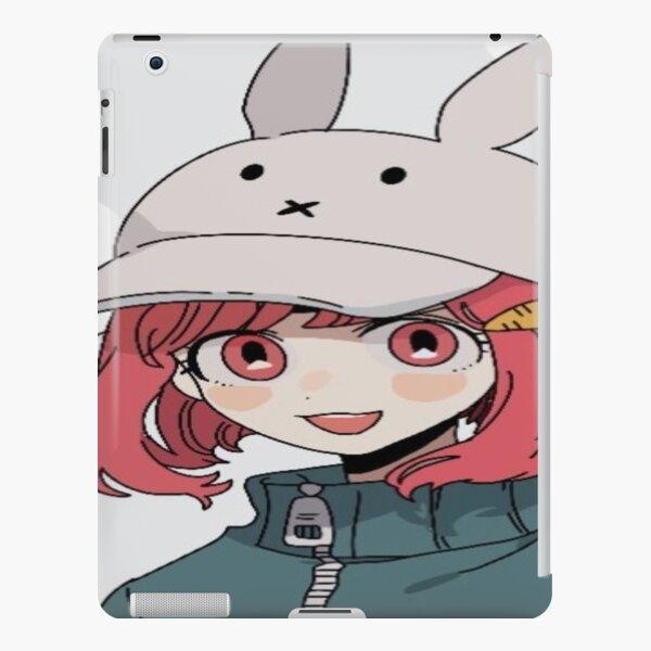Bunny Anime girl  iPad Snap Case