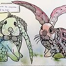 Rabbit Malarkey by Jen Jovan