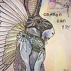 Carmen Can Fly by Jen Jovan