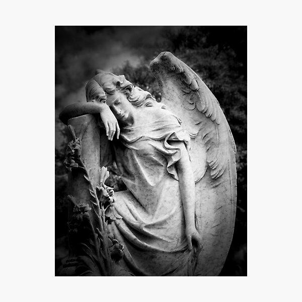 Midnight Angel Photographic Print