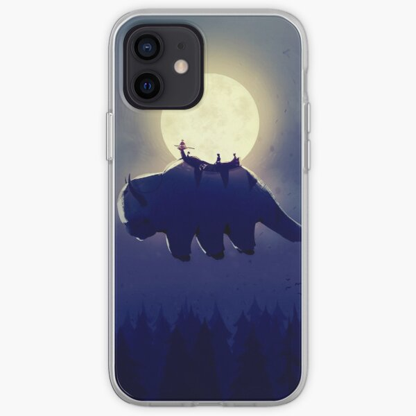 The End of All Things - Night Version iPhone Soft Case