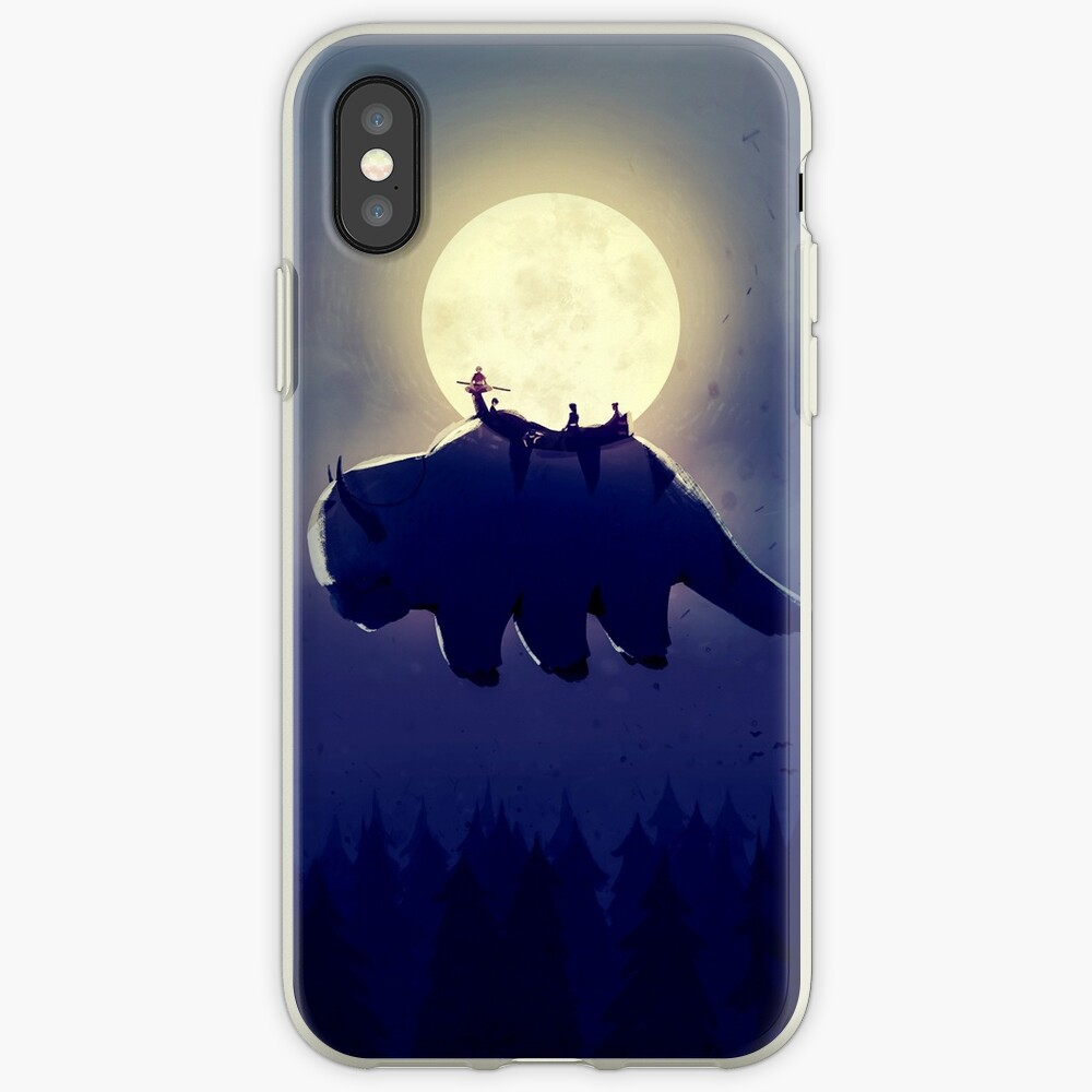 The End of All Things - Night Version iPhone Case & Cover