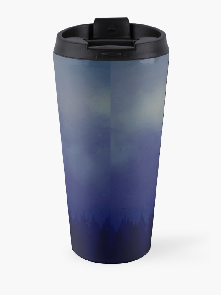 Alternate view of The End of All Things - Night Version Travel Mug