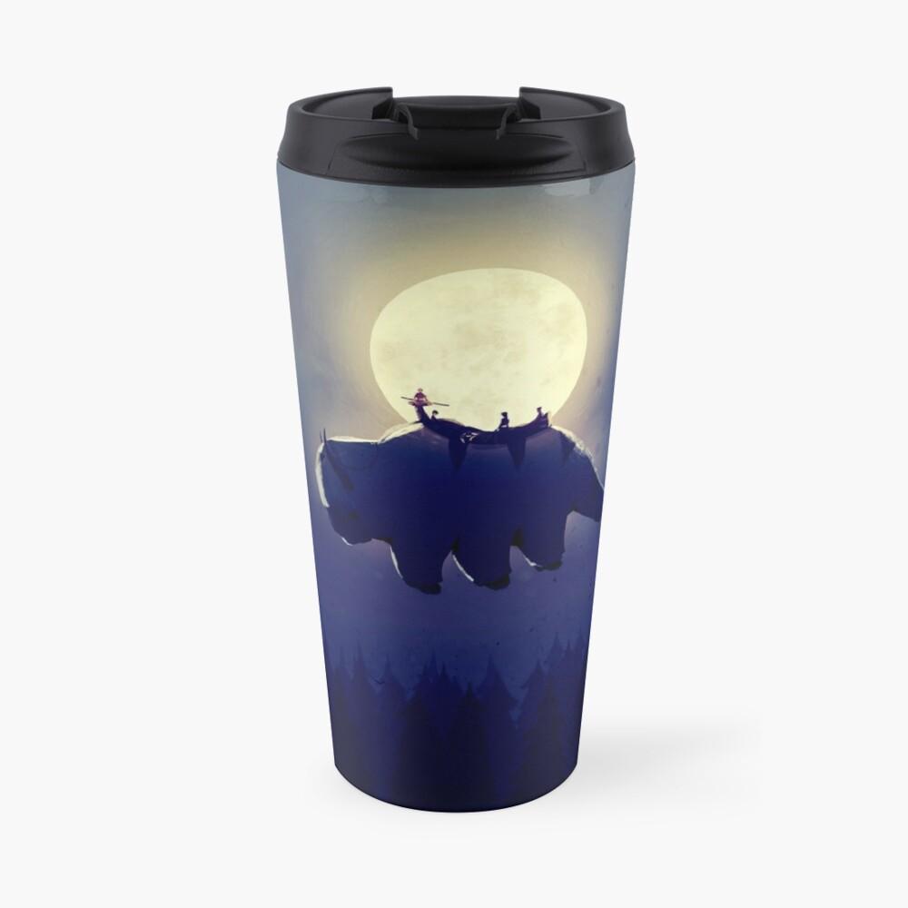 The End of All Things - Night Version Travel Mug