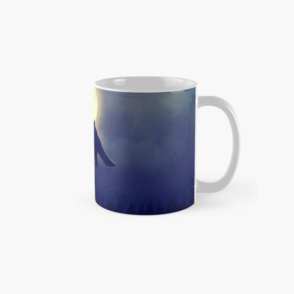 The End of All Things - Night Version Classic Mug