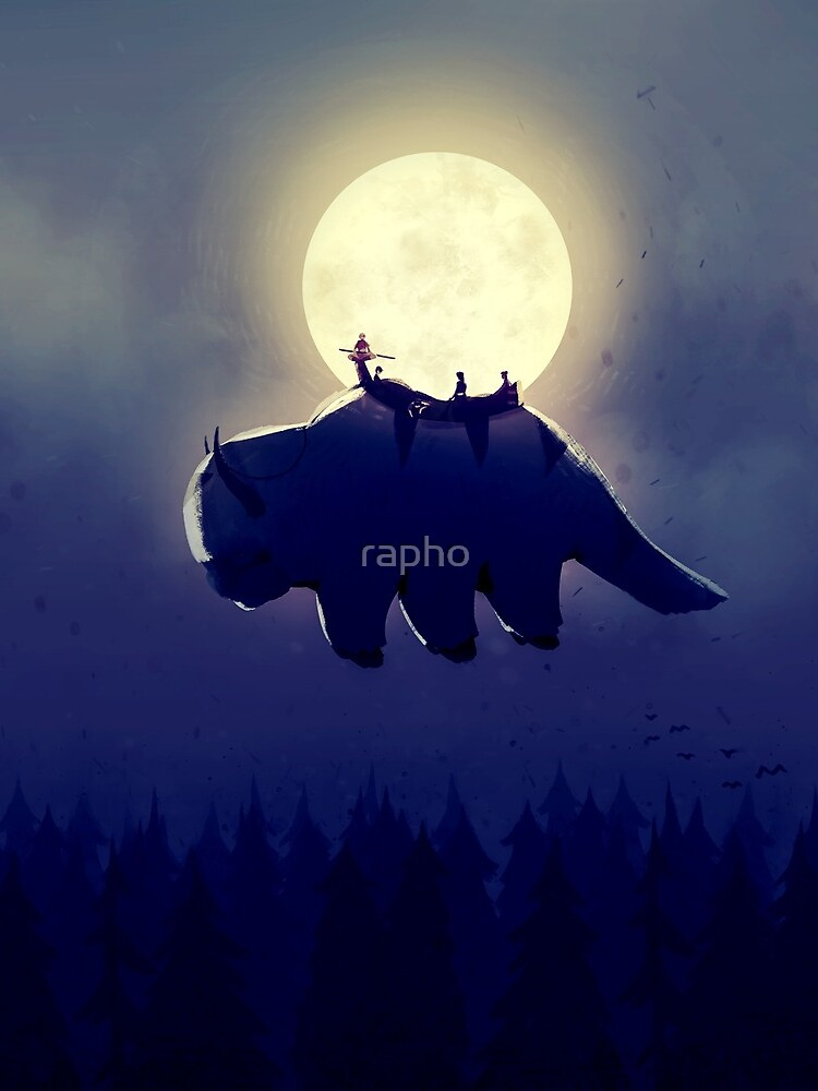 The End of All Things - Night Version by rapho