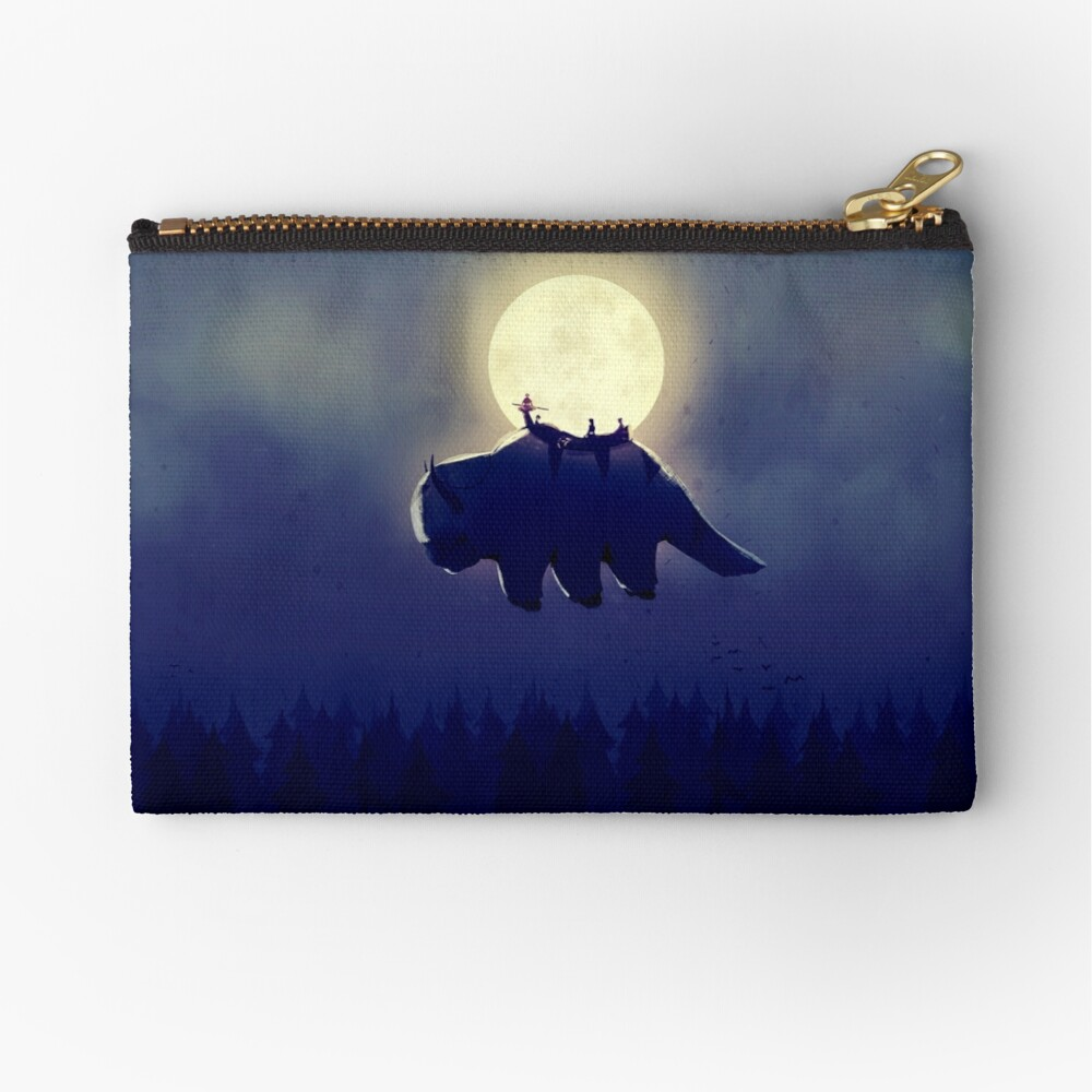 The End of All Things - Night Version Zipper Pouch