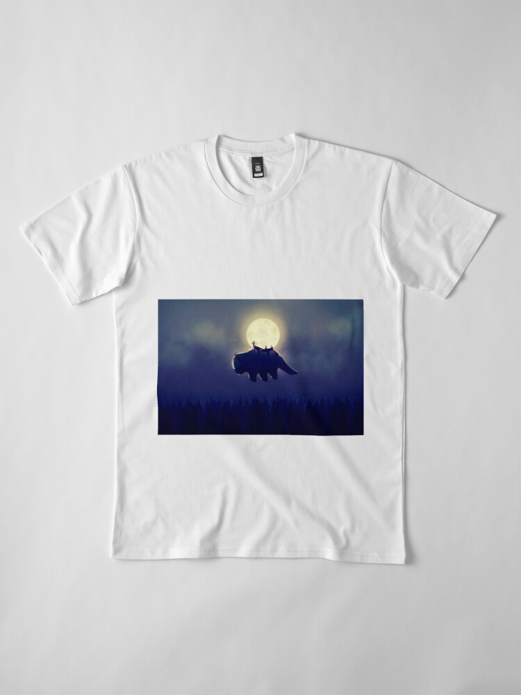 Alternate view of The End of All Things - Night Version Premium T-Shirt