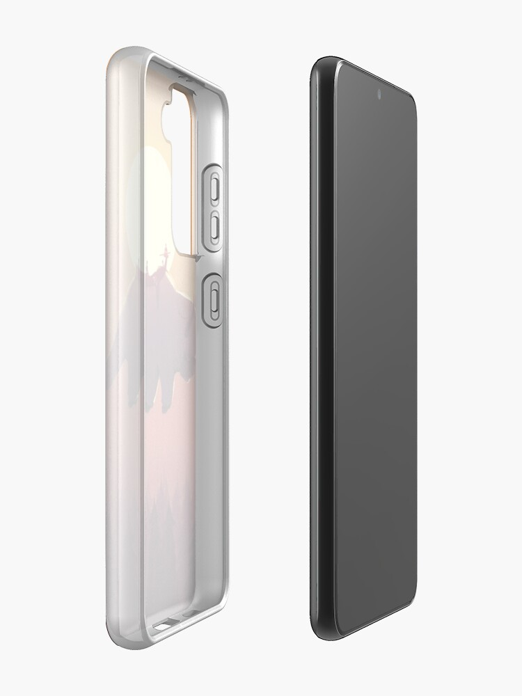 Alternate view of The End of All Things Case & Skin for Samsung Galaxy