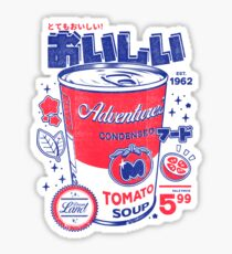 Pegatina Sopa de tomate