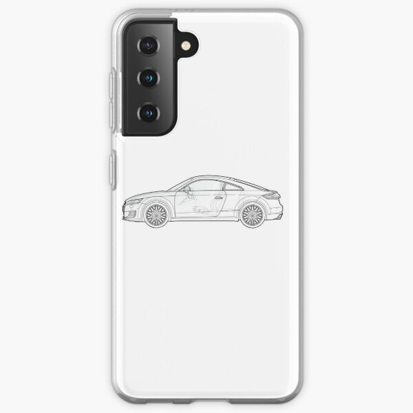 Audi TT Coque souple Samsung Galaxy