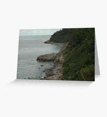 Atlantic Coast Greeting Card