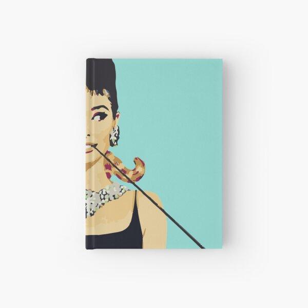 Breakfast at Tiffanys   Audrey Hepburn Jewellery Colour Hardcover Journal