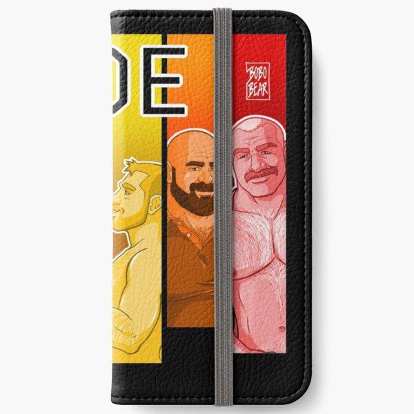 GAY PRIDE 2019 iPhone Wallet