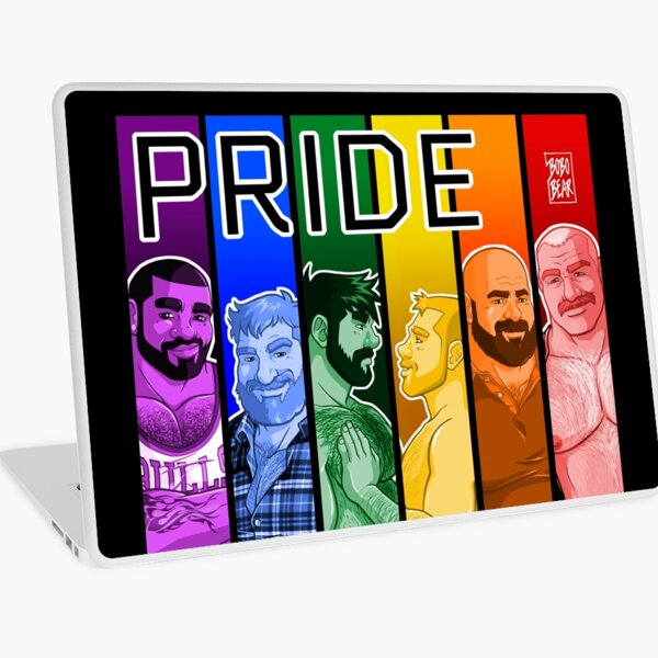 GAY PRIDE 2019 Laptop Skin